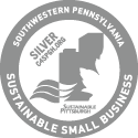 Silver level designation for the Sustainable Small Business program