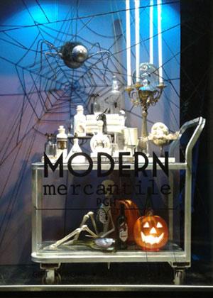 Halloween Window 2017