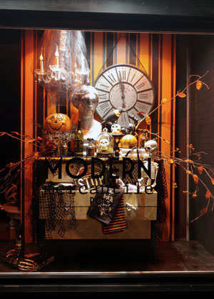 Modern Mercantile Shop Window 10-2018